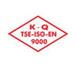 K-Q TSE-ISO-EN 9000
