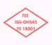 TSE ISG-OHSAS TS-18001