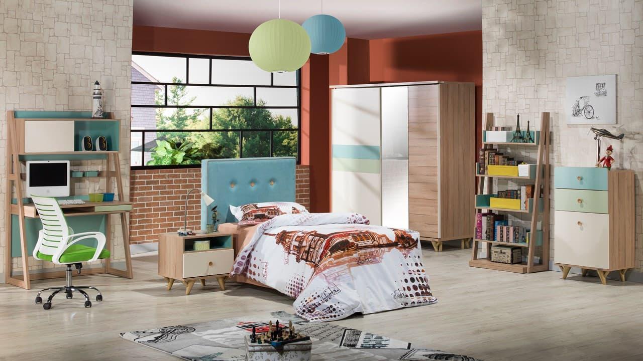 Παιδικό Δωμάτιο Flora   ISTIKBAL