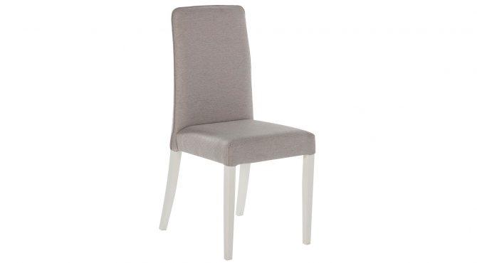 Καρέκλα Gallery Evo Silver