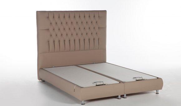 Διπλά & υπέρδιπλα κρεβάτια με αποθηκευτικό χώρο