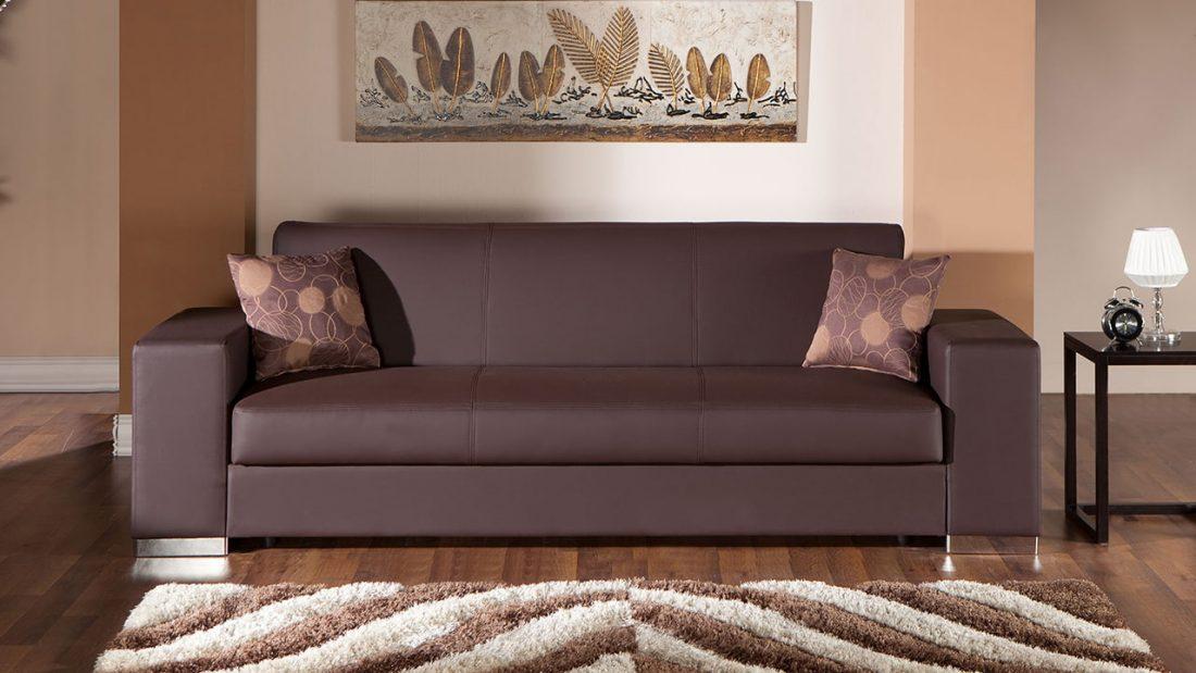 Καναπές Kobe Escudo Brown