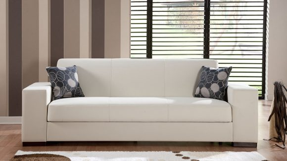 Καναπές Kobe Escudo White