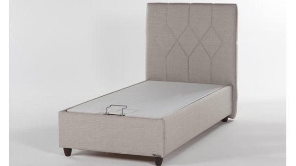 Μονά κρεβάτια με αποθηκευτικό χώρο