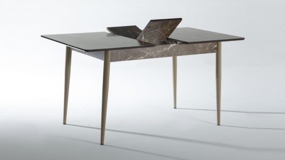 Arte Τραπέζι Κουζίνας Brown | ISTIKBAL