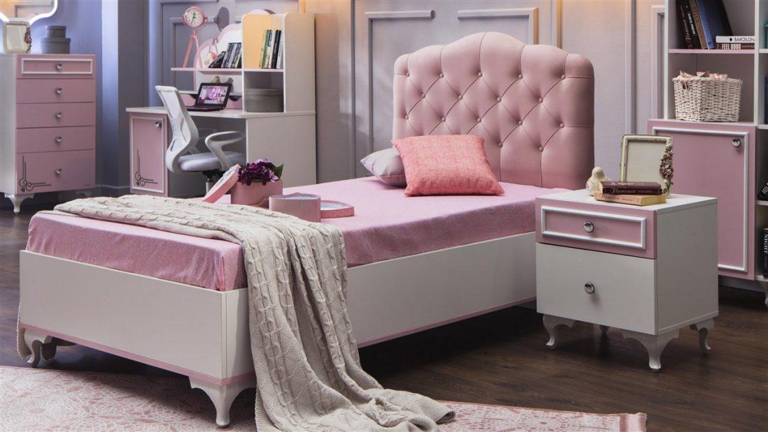Παιδικό Κρεβάτι Lady | ISTIKBAL