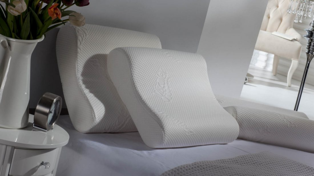 Μαξιλάρι Ύπνου Visco comfort | ISTIKBAL