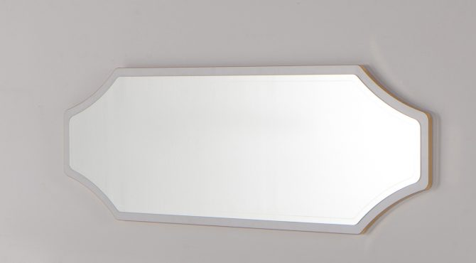 Καθρέφτης Μπουφέ Volga White