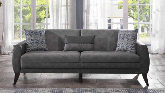 Καναπές Cozy Lova Gray