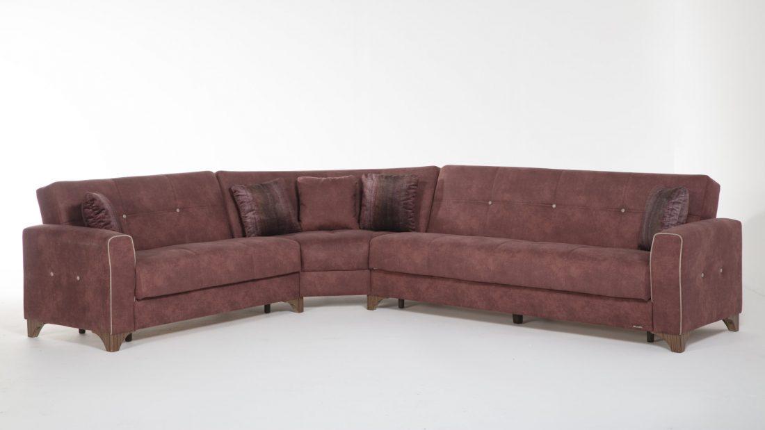 Γωνιακός Καναπές Tina