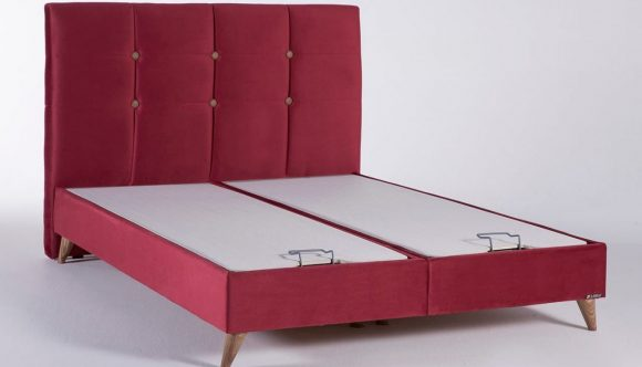Κρεβάτι Ημίδιπλο Lima